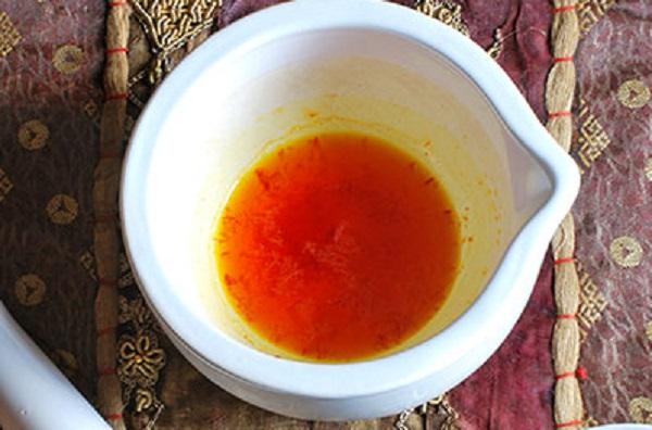 صادرات عمده مایع زعفران