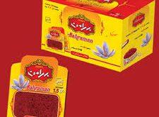 قیمت افشره زعفران بهرامن