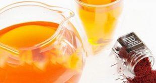 تولید زعفران مایع
