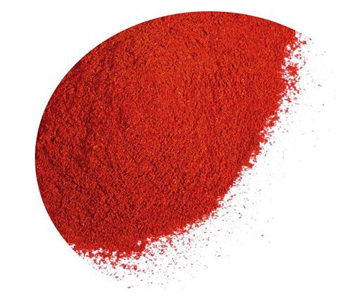 تولید رنگ زعفران پودری