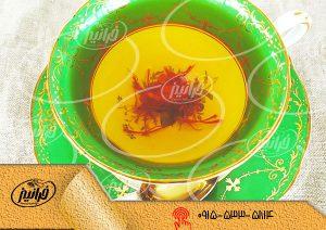 تولید باکیفیت ترین عصاره زعفران جهان در ایران