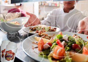 قیمت رنگ غذای زعفرانی نیم کیلویی طبیعی