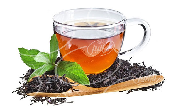 فروش انواع چای سیاه زعفران مرغوب