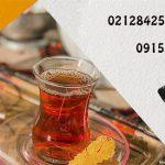 خرید چای کیسه ای زعفرانی با بهترین قیمت