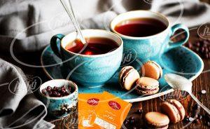 خرید چای سیاه زعفرانی سحرخیز با کیفیت عالی