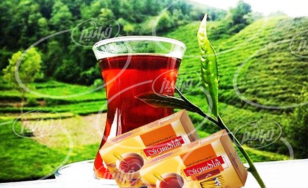نمایندگی چای زعفران شاهسوند