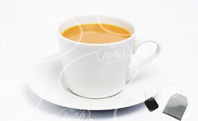 شرکت اصلی عرضه دمنوش چای زعفران نیوشا