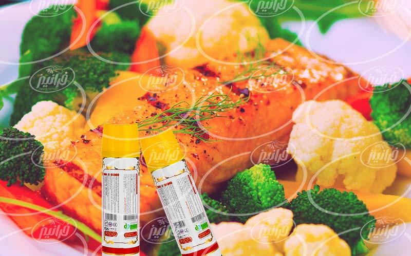 تولید اسپری زعفران صد درصد طبیعی