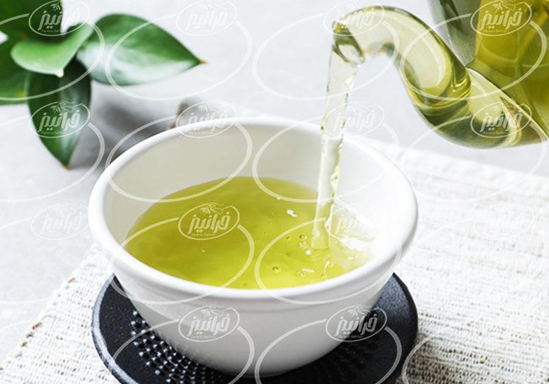 صادرات محصولات چای نوین زعفران به اروپا