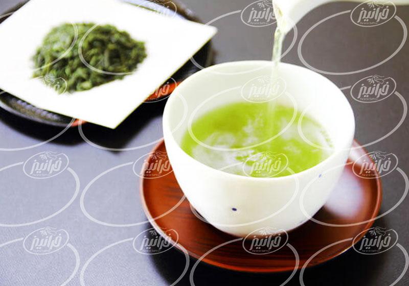 خرید اینترنتی چای زعفرانی در بسته بندی 20 تایی
