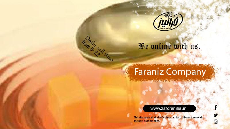 خرید قطره زعفران جهت صادرات به آلمان