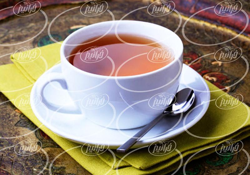 چای زعفرانی بهرامن