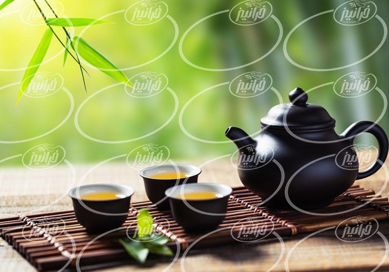 کارخانه اصلی چای زعفرانی مشهد