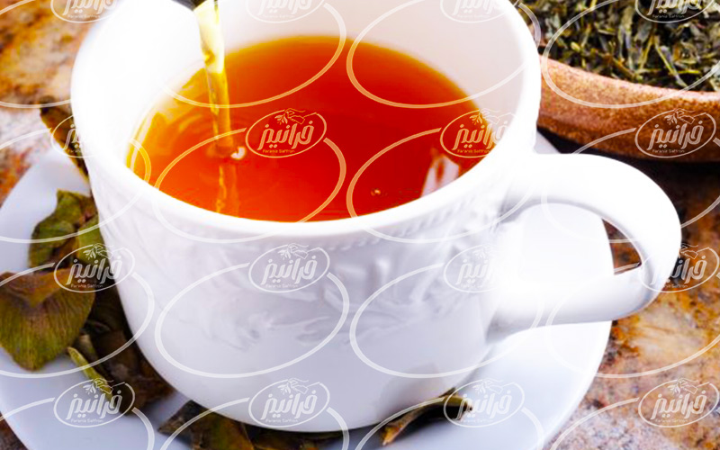 قیمت چای زعفرانی سحرخیز