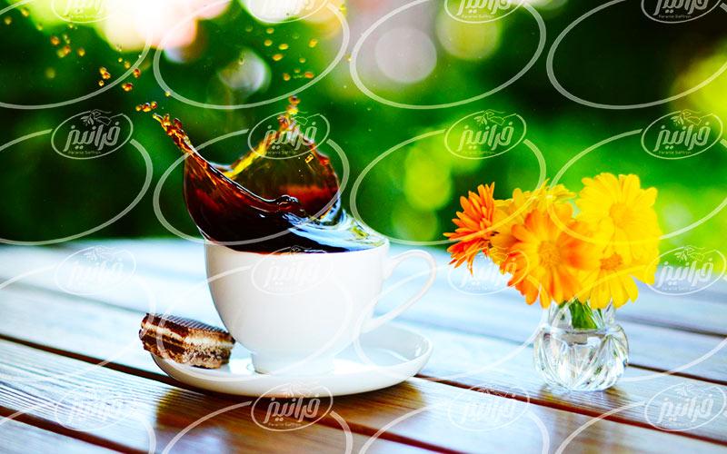 قیمت چای زعفران نیوشا