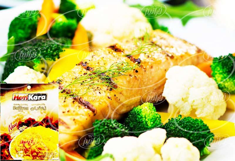 تولید عصاره زعفران هاتی کارا 40 گرمی