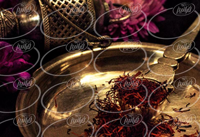 پخش زعفران در تبریز با بهترین کیفیت