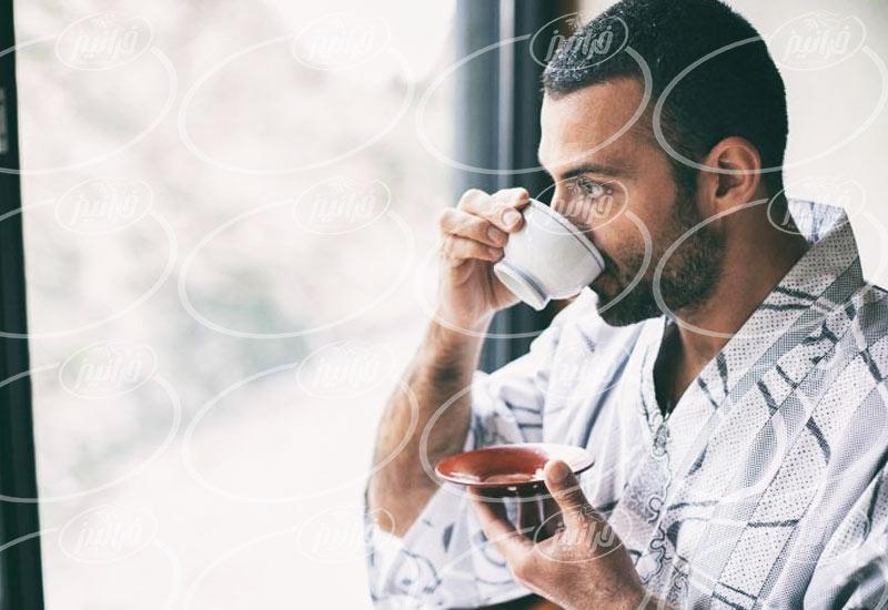فروشنده چای زعفران قاشقی 16 عددی