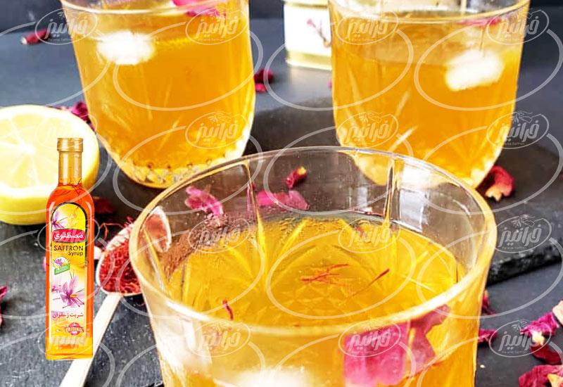 پخش شربت زعفران مصطفوی 650 گرمی