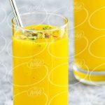 عرضه نوشیدنی زعفران لیمو 240 میلی لیتری