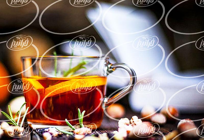 تجارت آزاد پودر نوشیدنی زعفران در کشور
