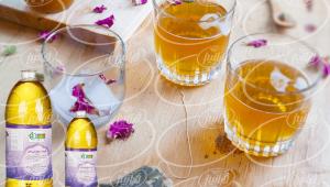 بهترین شربت زعفران نادر با حجم یک لیتری
