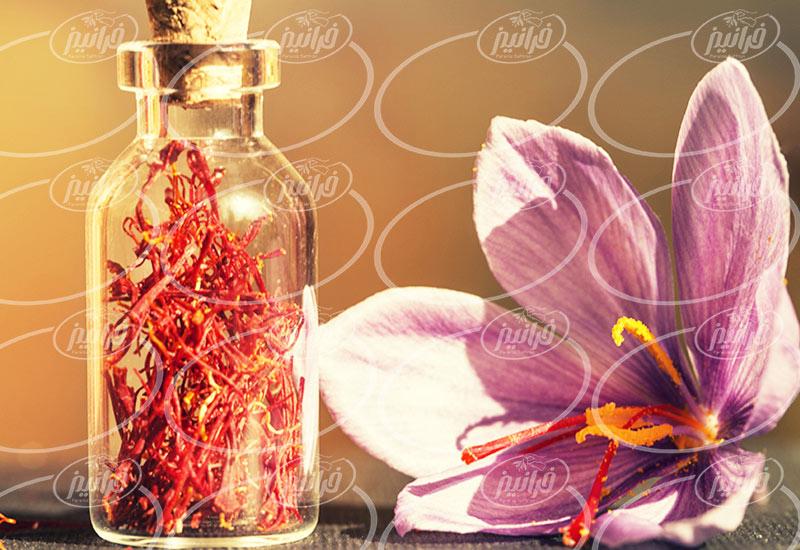 بازار عصاره پودر زعفران 8 گرمی