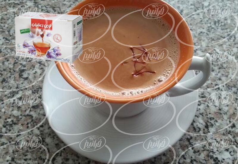 داد و ستد چای نوین زعفران در تهران