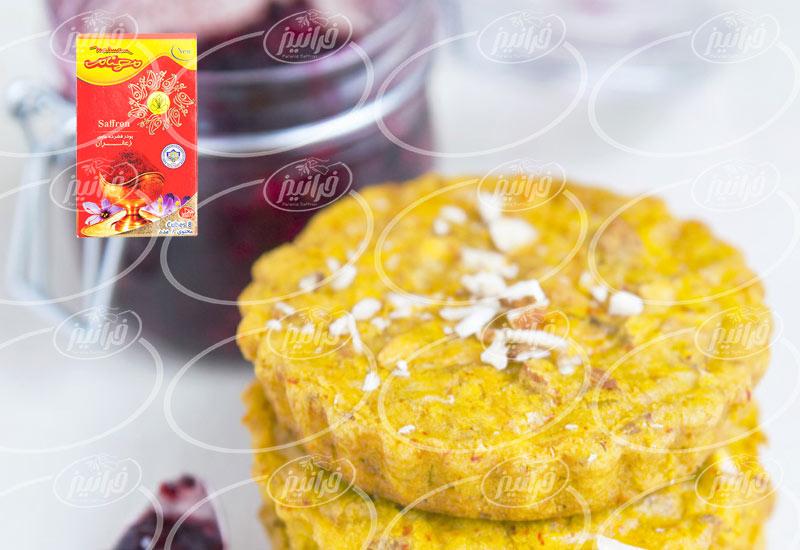 بازتولید عصاره زعفران مهنام در بسته بندی های متنوع