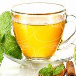 خرید چای سبز زعفرانی سحرخیز با لیبل جدید