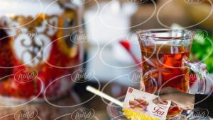 بازار بزرگ چای زعفران مصطفوی در شمال شرقی
