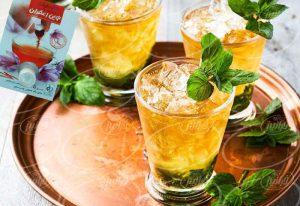 تولید نوشیدنی زعفران نوین و ارسال به کل کشور