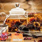 خرید دمنوش زعفرانی سحرخیز از سایت فروشگاهی
